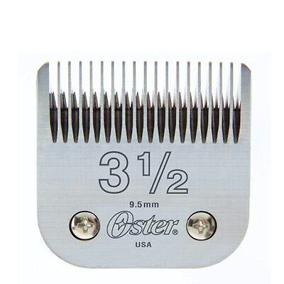 """Oster Hair Clipper Blade 3.5"""" Fits Classic 76 Star-Teq Power Teq Powerline 3 1/2"""