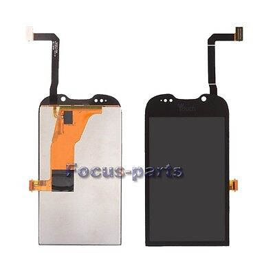 Full LCD Display + Digitizer Touch Screen Assembly For HTC My Touch 4G T-mobile