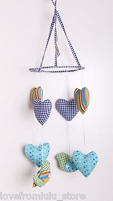 WHOLESALE BULK CLOSING SALE - Blue Bubs Baby Mobile - 5 Available