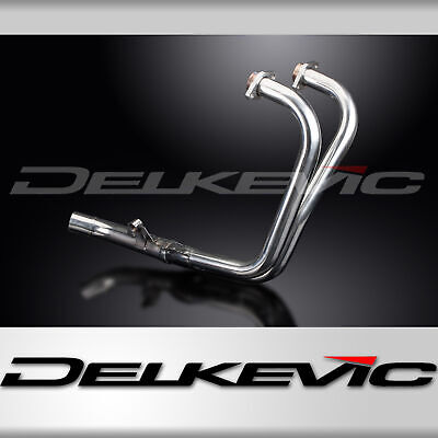 Honda Cbf500-A-Abs 04-08 Stainless Steel Header Exhaust Downpipes Oem Compatible