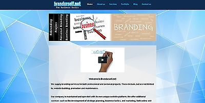 Professional website design & website development! (up to 10 pages)