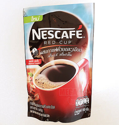 New Instant Coffee Nescafe Red Cup Drinking - Original 200 Gram.