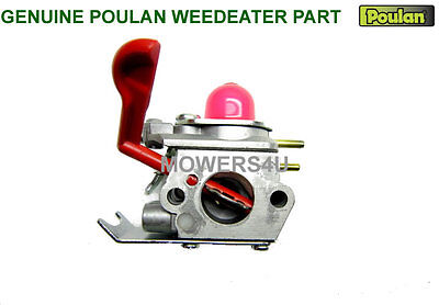 weedeater lawn mower parts manual