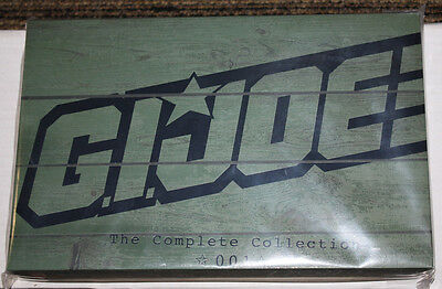 IDW GI Joe Complete Collection HC RED LABEL EDITION - Signed By Trimpe & Hama #d