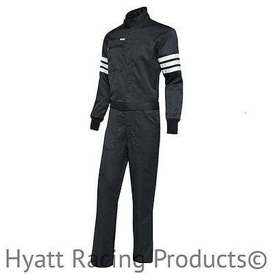 Simpson STD.6 1-Layer 1-Piece Auto Racing Fire Suit SFI 1 - All Sizes & Colors