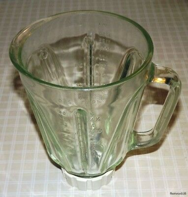 Vintage Kitchenware 40 Ounce Blender Glass Jar Only / Replacement