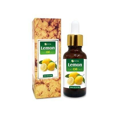 Lemon Oil 100% Natural Pure Undiluted Uncut Essential Oils 5ml To 1000ml