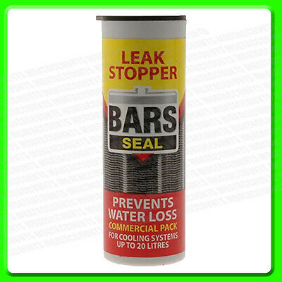 Bars Seal Radiator Leak Stopper [15413] 25g Treats 15 Litres Cooling Systems