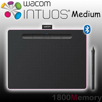 Wacom Intuos Professional Pro Pen & Touch Large Tablet PTH-851 + Wireless Kit
