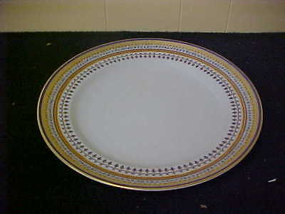 Mottahedeh Chinoise Blue Round Serving Platter(s) MINT