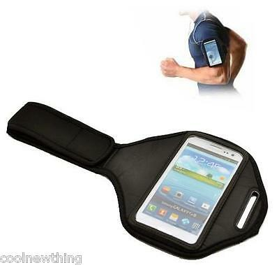 Running GYM Sport Armband Holder Arm Strap Pouch Case For Blackberry Z10 BB10