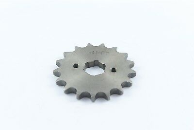 Upgrade 17 Tooth Front Sprocket suitable for Kaisar XTR 125
