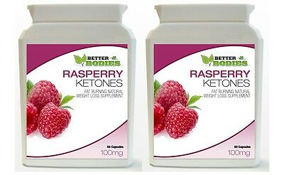 wild raspberry ketone 2x 60 capsules eur 71 30 picclick it. Black Bedroom Furniture Sets. Home Design Ideas