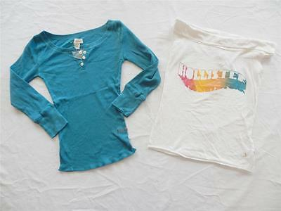Lot of New Hollister Girl's Clothing Size X-Small NWT