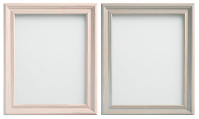 Frame Company Campbell Range Rustic Grey or Pink Wooden Picture Photo Frames