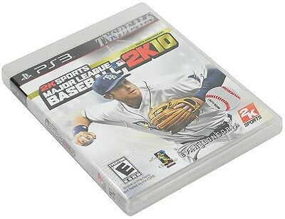 MLB 2K10 for PlayStation 3