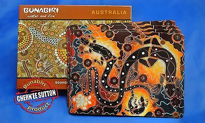 4 Australian Aboriginal Indigenous Souvenir Placemat Set Collection Jurutu Kutu