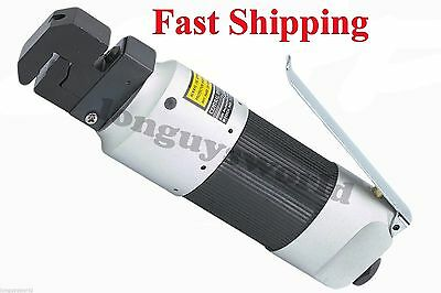 Air Punch Flange Tool Welding Crimper Heavy Duty Head Rotates 360 Degree