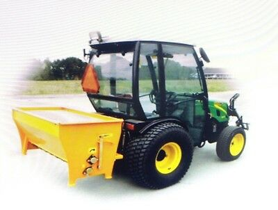 Hydromann Model 300H Drop Spreader - Free Delivery anywhere in NEW YORK STATE!
