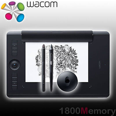 Wacom Intuos Manga Creative CTH-480 Small Pen and Touch Tablet Optional Wireless