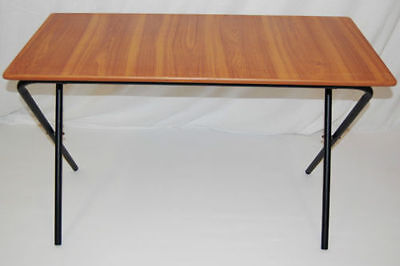 Classroom Rectangular Folding stacking exam school training centre table desk BE