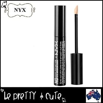 NYX HD High Definition Eyeshadow Eye Shadow Base Primer ESB04 Full Size