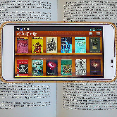 ePub eBooks 4 Readers iPhone iPad mini PC Sony Android Nook iPod Kobo books DVD