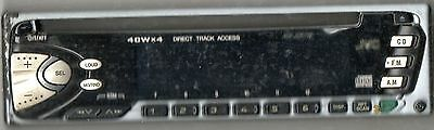 JVC KD-S570 AM/FM/CD FACEPLATE ONLY! SHIPPING INCLUDED!