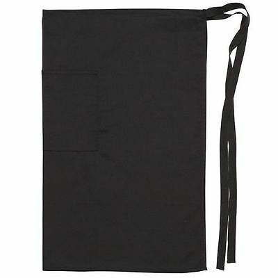 Aprons with pocket 3 colours Longer Style  for Cafes Bars Clubs 86cm x 70cm