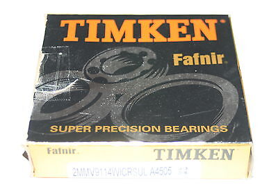 Fafnir Timken 2MMV9114.WI.CR.SUL A4505 Super Precision Bearing ** NEW **