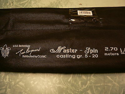 Canna Colmic Master Spin 270 5-20gr pesca a spinning trota, cavedano, black bass