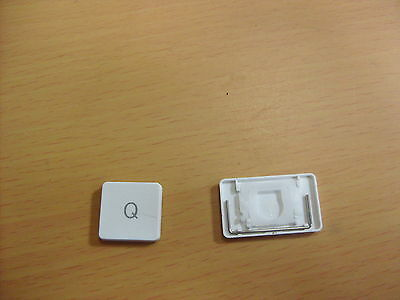 REPLACEMENT KEY x1  FOR APPLE  ALUMINIUM WIFI QWERTY (UK)  A1314 & A1255