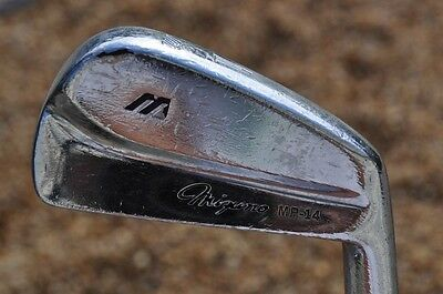 MIZUNO MP-14 4 iron FORGED MP14 RIGHT HANDED MENS LOST CLUB