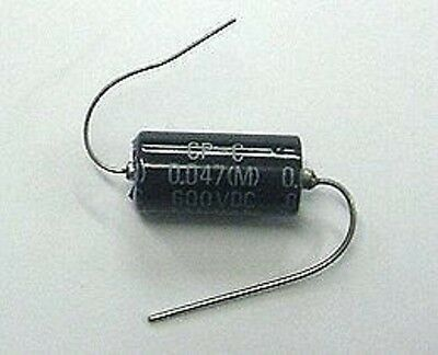 Black Bee Paper Oil PIO Capacitor Cap .022uf  .047uf  .1uf