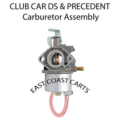 Club Car DS & Precedent Golf Cart 1998'-UP Carburetor FE290cc NEW Carb 1019056