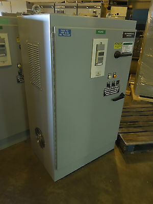 ABB ACH400 125 HP Variable Fequency Drive w/ Bypass 3ph 380-480 VAC Input