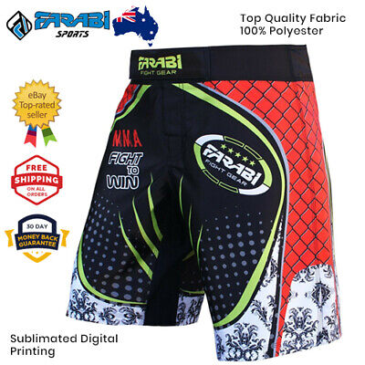 MMA Shorts Grappling cage fight - Pro Series Boxing Martial Arts