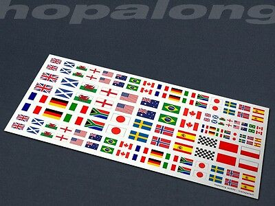 Scalextric/Slot Car 1/32 Scale Waterslide Decals. ws033