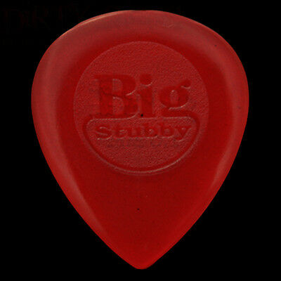 Dunlop Big Stubby Guitar Picks / Plectrums 1mm - 1 2 3 4 5 6 10 12 20 24 or 36