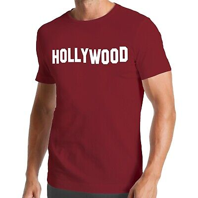 Hollywood T-Shirt | Hills | Sign | LA | Los Angeles | USA | Amerika | Movie