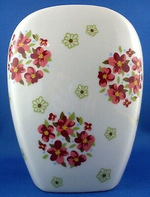 ROYAL DOULTON England 2005 HARMONY Bone China (Med) URN/VASE Collectable In Aust