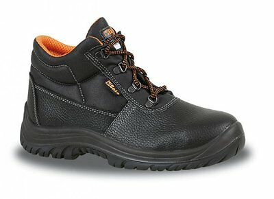 BETA TOOLS 7243B leather ankle shoe, with penetration proof insole WORK BOOTS 42