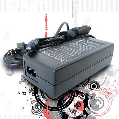 AC Power Battery Charger Adapter for Toshiba Satellite C655-S5547 L655D-S5066BN