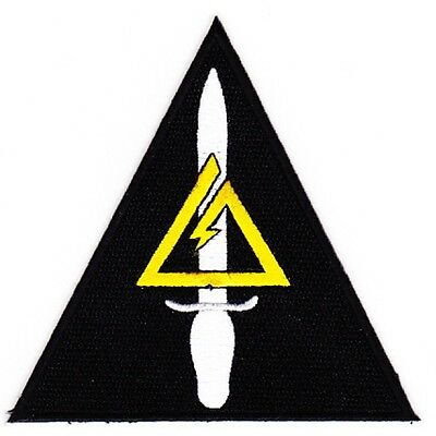 ARMY Special Forces Operational Detachment Delta SFODA-D Team Military Patch BLK