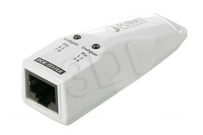PoE Tester RJ45 Power over Ethernet Tester Unit by Planet Technologies