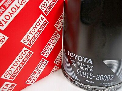 Toyota Oil Filter 90915-30002 Diesel Bulk Pack Of Ten New Genuine Made In Japan