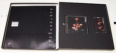 "DEPECHE MODE - VIOLATOR French PROMO BOX (12""x12"" pizza-box) - Mute/Virgin"