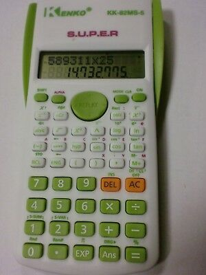Kenko Scientific Calculator Universities,college 2 Line Display