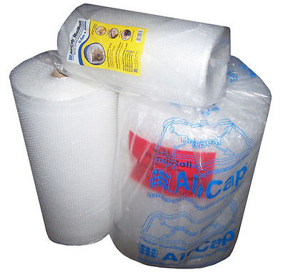 Quality Sealed Air Aircap Bubble Wrap Small & Large 500mm 750mm Bubble