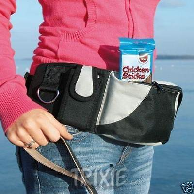 Trixie Baggy Belt Dog Walking Treat Holder Bum Bag Hip Belt